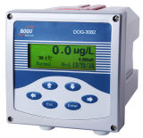 De digitale Draagbare Online Opgeloste Meter van de Zuurstof (hond-2092)