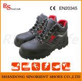 Schoenen van de Veiligheid van Ce van de Verkoop van de Prijs van de Schoenen van de veiligheid de Hete Zwarte (SNB1264)