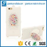 Caisse magique de téléphone de miroir pour la galaxie Note5/7, cas de téléphone cellulaire avec le miroir