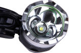 Modus-Aluminiumhauptleuchte des LED-Fühler-Batterie-rückseitige Schalter-3