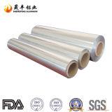 Bbq del papel de aluminio del hogar