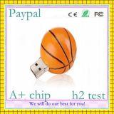Выдвиженческая ручка USB боулинга подарка (GC-BOO3)