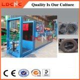 세륨 증명서를 가진 선 공장을 재생하는 작은 조각 또는 낭비 또는 이용된 타이어