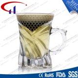 130ml comerciano la tazza all'ingrosso di vetro libera per caffè (CHM8153)