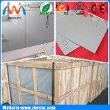 Forma Rectangular Reemplazo Plaza Industrial Decoración 5mm Plata / Aluminio Espejo