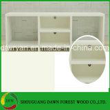 Neues Modell-hochwertiges Wohnzimmer-hölzerner Möbel LCD-Fernsehapparat-Standplatz-Entwurf