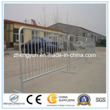 Гальванизированные баррикады конструкции нержавеющей стали/используемые барьеры управлением толпы