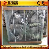 Jinlong automatischer Blendenverschluß eingehangener Absaugventilator für Geflügelfarmen/Gewächshaus-/Fabrik-niedriger Preis