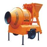 Carro de mezcla concreto del Smail, (JZC350) mezclador concreto