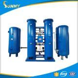 Het Gebruik van de zuurstof en de Nieuwe Psa van de Voorwaarde Generator van de Zuurstof voor de Verwijdering van het Water van het Afval