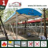 15m x 40m Zelt im Freien Evnet Mittelzelt
