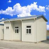 Casa prefabricada del acero ligero temporal para el campo
