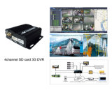 Форма H. 264 автомобиля DVR/карточки SD с GPS передвижным DVR (HT-6605)