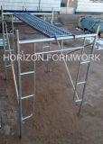 H Rahmengerüstsystem für Baumaschinen, Leiter Rahmengerüst