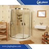 Best Price Sliding Shower Porta de vidro Frameless para banheiro
