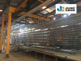 산업 창고 저장 쉽 집합 금속 깔판 선반 (JW-HL-812)