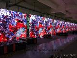 Lo schermo di visualizzazione dell'interno del LED dell'affitto P4.81, il Governo di alluminio della pressofusione LED