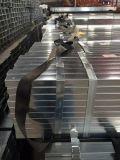 tubo/tubo de acero cuadrados galvanizados Caliente-Sumergidos 50X50m m para el invernadero