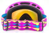 Ski Eyewear van de Bril van de Veiligheid van de Toebehoren van de Lens van PC van Revo van de Grootte van de jeugd de Grote