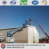 Estructura de acero económica para el almacén movible