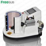 Freesub 2015 nueva llegada neumático Taza prensa del calor de la máquina (ST210) Certificado CE