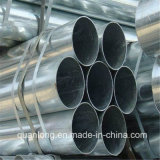 Q215 Carbon Steel Pipes 또는 Galvanized Steel Pipe