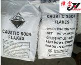 Escamas de la soda cáustica del precio de fábrica