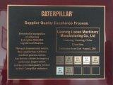 크롤러 굴착기 Caterpilalr 굴착기 부속을%s 예비 품목 Cat215 3배 Grouser 궤도 단화