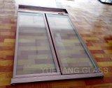 Aufrechte Gefriermaschine-Glastür mit Aluminiumrahmen