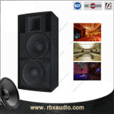 F-215 Dual 15 polegadas de altofalante 2-Way do estilo de Jbl