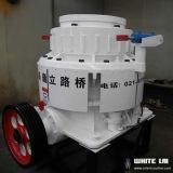 55kwモーター油圧オイルCyclinerを使用してテストのための実験室の円錐形の粉砕機