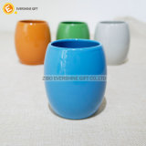 huevera de cerámica azul 240ml