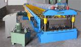 機械を形作る塀の金属の床のDeckingロール