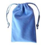Pequeña bolsa de la tela para Jewelry-011