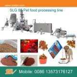 Máquina automática contínua da extrusora do alimento de animal de estimação