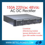 DC Load와 Battery Charging를 위한 48VDC Telecom Rectifier