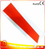 Calefator de faixa 1500*300*1.5mm da borracha do silicone 12V 100W