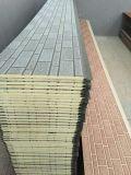 Revestimiento de la pared para el material de construcción hecho de espuma rígida de la PU