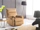 Italy Leather Modern Furniture Leisure Sofa Chair (774#)