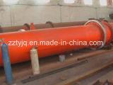 Strumentazione rotativa del tamburo essiccatore del bio- del residuo organico del fertilizzante letame agricolo della mucca/essiccatore essiccante rapido grande per la fornace