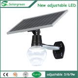 Luz de luna solar barata de moda del LED para la manera del jardín/de la caminata/la yarda/calle