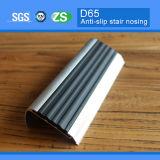 Velen kleuren Rubber Opgenomen Nosing van de Trede van het Aluminium