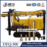 DFQ - 300 DTH Martillo Compresor de aire neumático Taladro