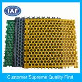 Bienenwabe-Serien-Fußboden-Matten-Plastikstrangpreßverfahren