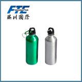 Frasco de alumínio do alumínio da garrafa de água 500ml ou 600ml do projeto do OEM