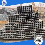 Tubo del cuadrado del acero de carbón, aislante de tubo galvanizado
