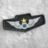 Indietro con Velcro Patch per Army Uniform
