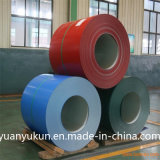 China Goods Low Price Prepainted Galvanized PPGI für Metal Roofing