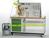 Matériel didactique pneumatique réglé d'électro formation de système pneumatique basé par AP