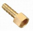 Guarnición neumática del adaptador de cobre amarillo apropiado de cobre amarillo con Ce/RoHS (HTFB)